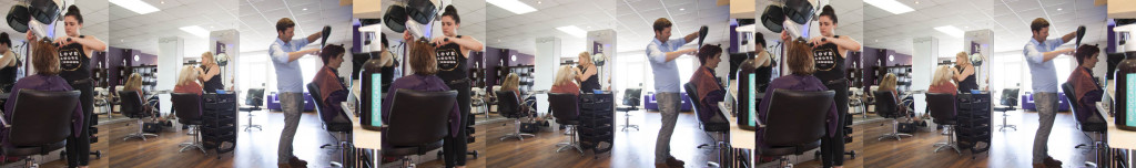 hair stylists cardiff